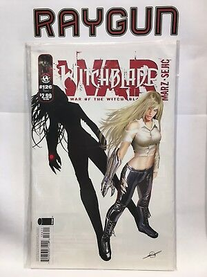 Witchblade #126 NM- 1st Print Top Cow Comics
