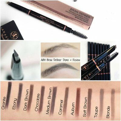 Anastasia Beverly Hills Eye Brow Definer Triangular Brow Pencil -Quick Delivery