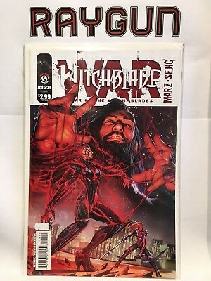 Witchblade #128 NM- 1st Print Top Cow Comics