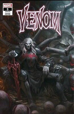 🔥venom #5 Skan Knull Cates Trade Dress Exclusive Variant Pre-Sale 🔥
