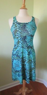 6fe7697af6bd NWT COLUMBIA WOMEN S Freezer III Advanced Cooling UPF 50 Print Dress ...