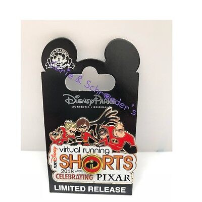 Disney Park pin - Pixar Fest pin/incredibles 2 Limited Release