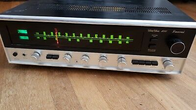 Sansui 4000 receiver fully serviced by professionals