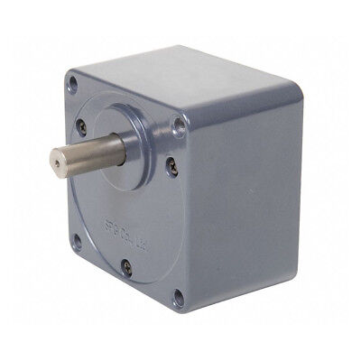 Speed Reducer Parallel Gear Box | 15:1 Ratio | Reversible | Continuous Duty