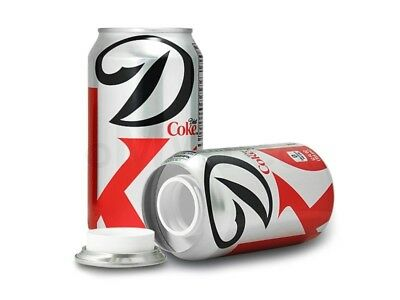 Diet Coke Coca Cola 12oz Soda Can Diversion Safe Stash Secret Container Hidden