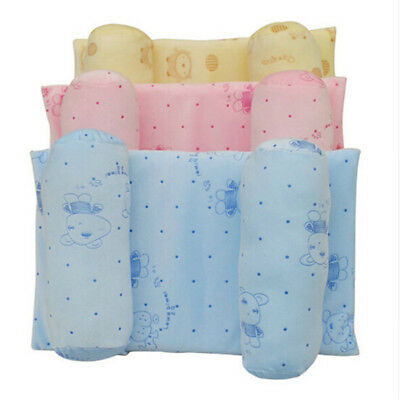 Pro Cotton Infant Baby Shaping Pillow Pad Prevent Flat Head Sleep Positioner