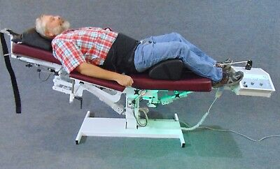Chiropractic Spinal Decompression - Adjusting - Full Drop Table, Ncmic Finance
