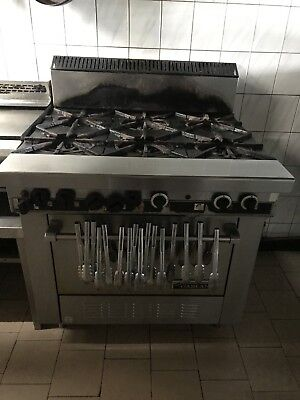 Garland Commercial Stove