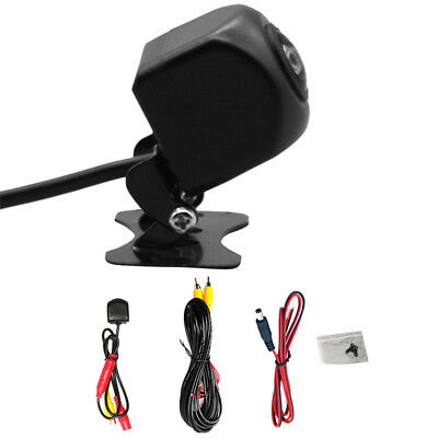 175° 12V 5W Car Rear View Cam Backup Reverse Camera For Android ios SK1