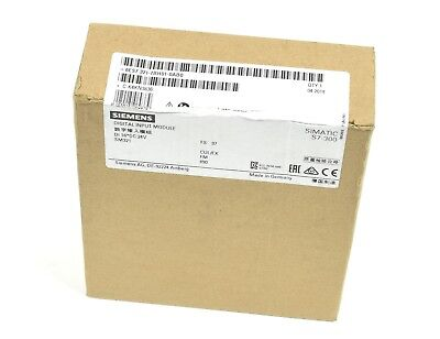 Siemens Simatic S7 Digital IN,6ES7 321-7BH01-0AB0,6ES7321-7BH01-0AB0,FS:07