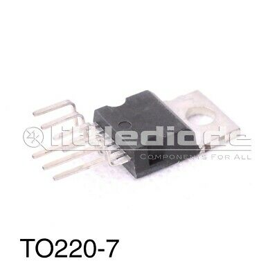 TO220 MAKE BUZ11A Transistor N Channel MOSFET STMicroelectronics CASE
