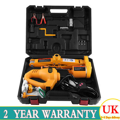 Heavy Duty 3 Ton Hydraulic Trolley Floor Jack Remote Control Car Van Lifting UK