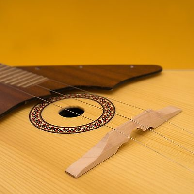 Wooden bridge for Balalaika / Domra New Original Russian Balalayka Handmade - UK