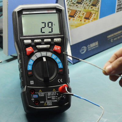 ADM20 RMS Multimeter and Digital Dual Display Tester with USB InterfaceTD