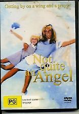 Not Quite An Angel – Dvd, Region All, New And Sealed, Free Post In Australia