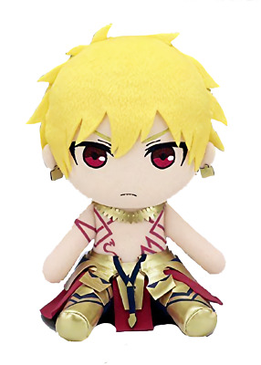 Fate Grand Order FGO Fes GSC Archer Gilgamesh Limited Character Plush Soft Toy