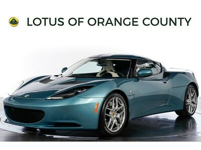Evora 2+2 2011 Lotus Evora 2+2 - LIFESTYLE PAINT, SPORT PACK, 6 SPEED MANUAL TRANSMISSION