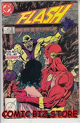 Flash #5  (1987) 1St Printing Bagged & Boarded Dc Comics