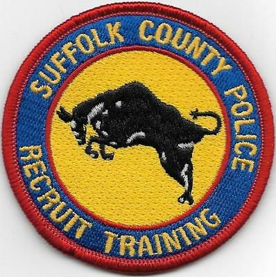 Suffolk County Police Scpd Recruit Training Academy Cadet Staff New York Patch