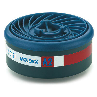 MOLDEX 9200 A2 Easylock Gas Filter Cartridge for Moldex Series 7000 & 9000 Masks