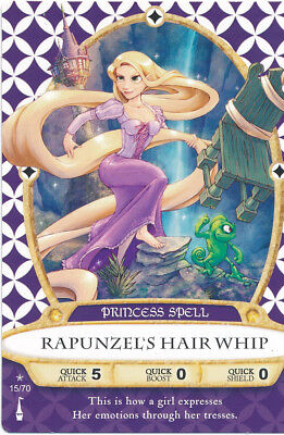 Sorcerer of the Magic Kingdom  card 15 Rapunzel's Hair Whip