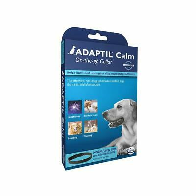 Adaptil Calm On-the-Go Collar for Dogs (Medium/Large)