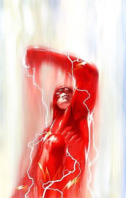 Flash Vol 5 #52 Cover B Variant Gabriele Dell Otto Cover
