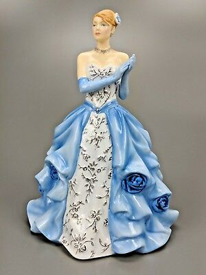 Royal Doulton Pretty Ladies Catherine 2013 Figure of Year with Cert. HN 5586