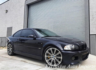 Bmw M3 E46 M3 Zcp Coupe Competition Package Vorsteiner Upgrades 2006 Bmw E46 M3 Zcp Coupe Competition Package Vorsteiner Upgrades Navigation Smg