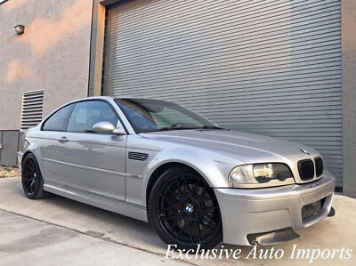 Bmw M3 E46 M3 Zcp Coupe Competition Package Upgrades 2006 Bmw E46 M3 Zcp Coupe Competition Package Dinan Upgrades 6-Speed Manual Csl
