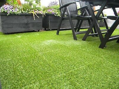 Artificial Grass Floor Tiles Patio Garden Hot Tub Decking Balcony / WPC DIY