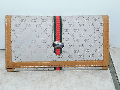855a469f6c1 VINTAGE GUCCI ACCESSORY Collection Wallet -  49.99