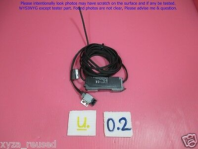 Keyence LV-11SB & LV-S41L, Digital Laser sensor as photo,sn:756/297, Tested Pro'