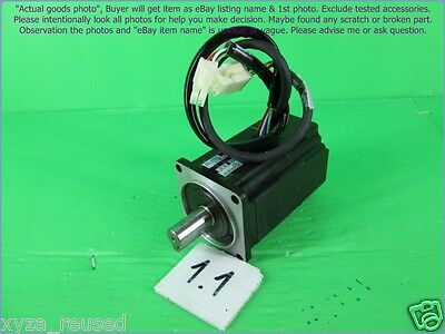 Omron R88M-UE20030H-S1, AC Servo motor as photo, sn:0219, Tested. Alf618