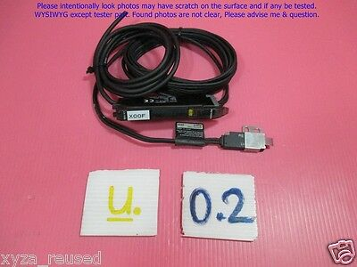 Keyence LV-11SB & LV-S41L, Digital Laser Sensor as photos, sn: 330/184, Tested.