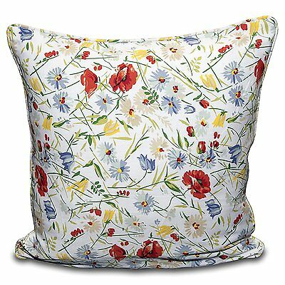 FLORAL CUSHION COVER Cotton Designer Inspired Floral Pillowcase BEST QUALITY