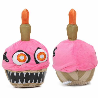 Nightmare Cupcake Fnaf Nights at Freddy's Series 2 Kids Plush Toys Pink