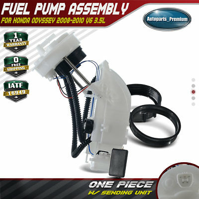 electric fuel pump module assembly for honda odyssey 2005-2010 v6 3 5l  e8692m