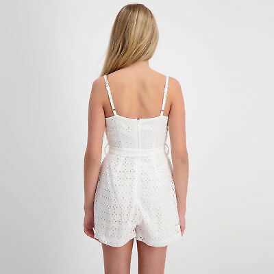 City Beach Mooloola Girls Willow Playsuit