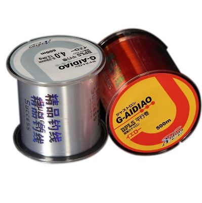 USA 500M Agepoch Super Strong Pull Extreme PE Braided Sea Fishing Line Hot New