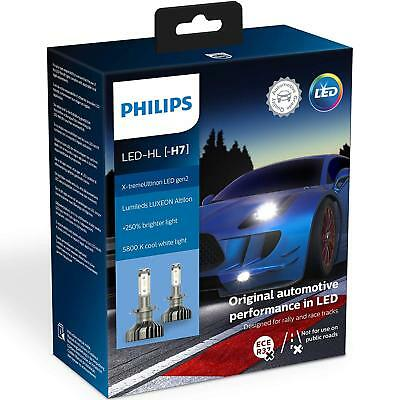 Philips X-treme Ultinon LED Auto-Glühlampen H7 (Doppelt Pack)