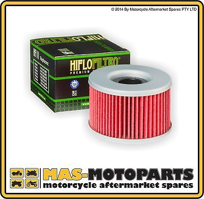 OIL FILTER HI-FLO FOR HONDA TRX500 FPA Fourtrax Foreman Rubicon 2009 to 2014