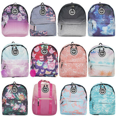 Hype Backpack Rucksack Bag - School Bags - New Designs For 2018  - Delivers Fast