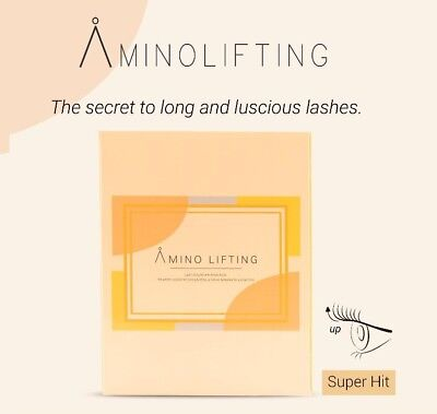 AMINO Lash Lifting Kit Lash Perm For Curling and Lifting Up Natural Lashes
