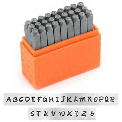 ImpressArt Metal Stamping CHOOSE BASIC Alphabet, Letter, Number, Punches Stamps