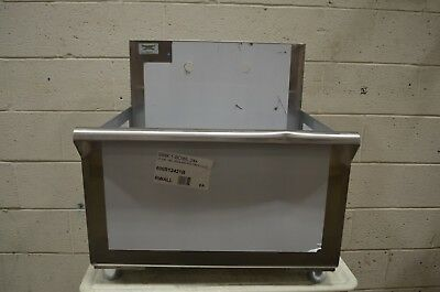 """Regency 24"""" 16-Gauge SS One Compartment Commercial Utility Sink 24"""" x 21"""" x 14"""""""