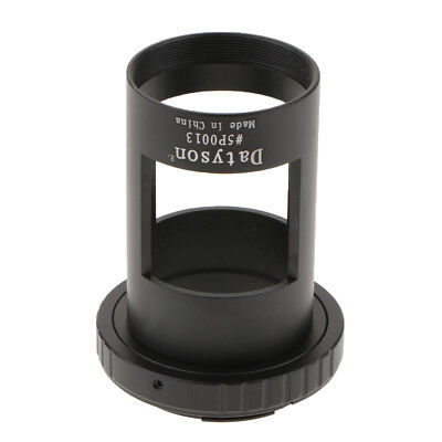Photography Sleeve Camera Lens T-Ring Adapter for Sony Alpha Spotting Scope