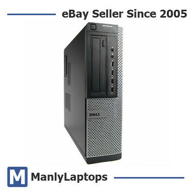 DELL OPTIPLEX 990 Desktop i7 3.7GHZ 16GB 240GB SSD+500GB FAST DESKTOP PC
