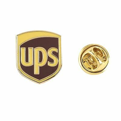 United Parcel Service UPS Shield Logo Lapel Pin / Hat Pin