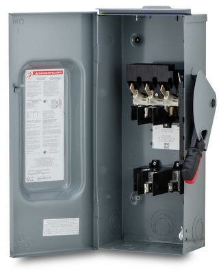 Schneider Electric / Square D H322NRB Heavy Duty Safety Switch